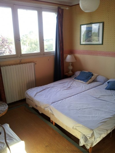 """Location de vacances - Villa à Sarzeau - chambre """"des filles"""" 2° niveau"""