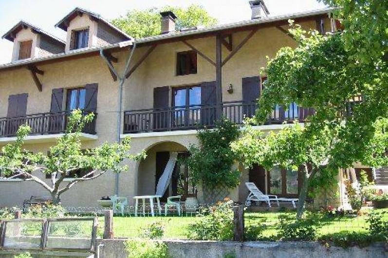 Location de vacances - Appartement à Eygliers