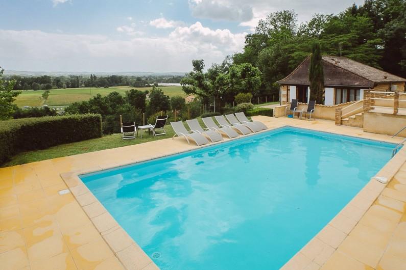 Location de vacances - Gîte à Prigonrieux - Salle de bain