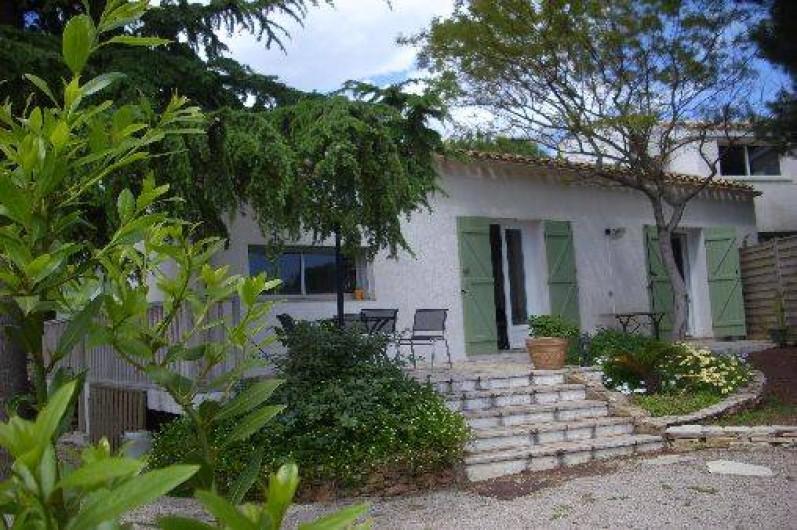 Location de vacances - Villa à Sète