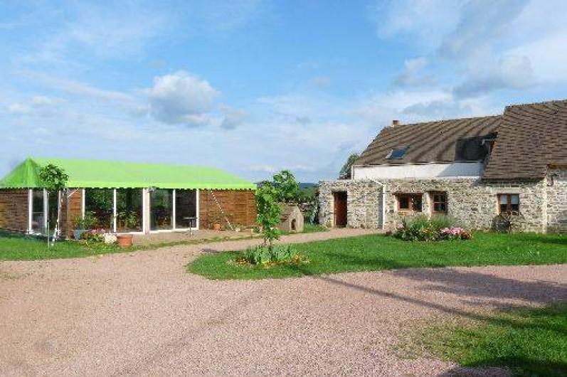 Location de vacances - Maison - Villa à Martigny-le-Comte