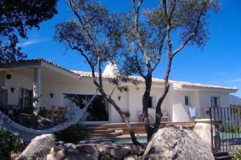 Villa De Charme  PortoVecchio  Corse Du Sud Avec Piscine