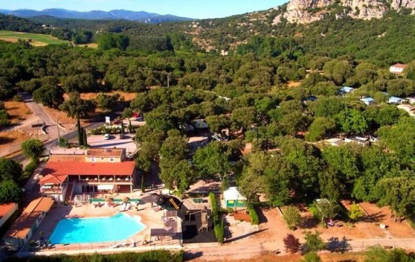 Location de vacances - Camping à Brissac-Quincé