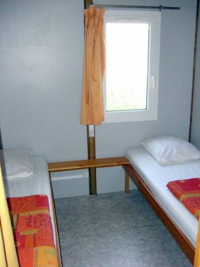 Location de vacances - Chalet à Miallet - Chambre 2