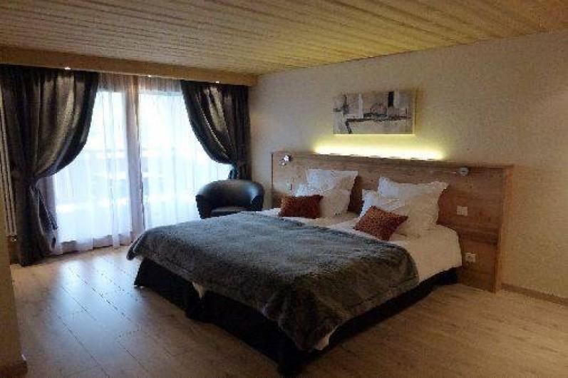 Location de vacances - Hôtel - Auberge à Manigod