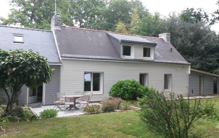 Location de vacances - Maison - Villa à Riec-sur-Bélon