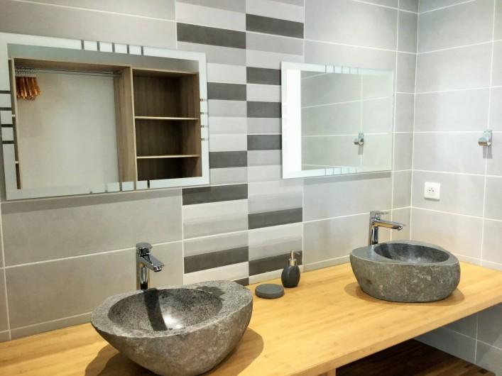 Location de vacances - Villa à Sainte-Anne - Suite 3 salle d'eau