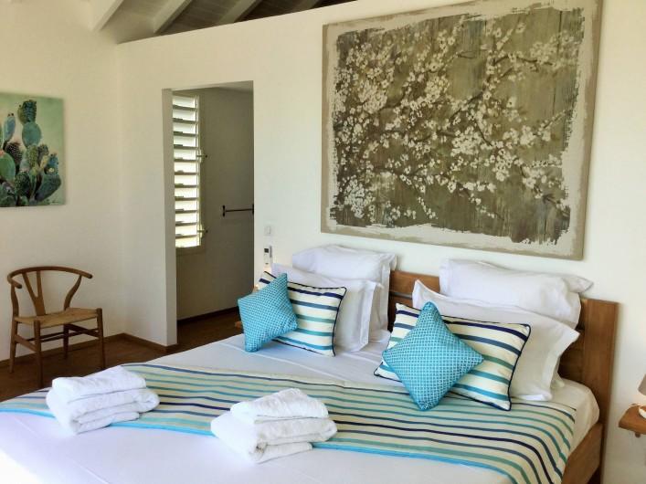 Location de vacances - Villa à Sainte-Anne - Suite 3 étage