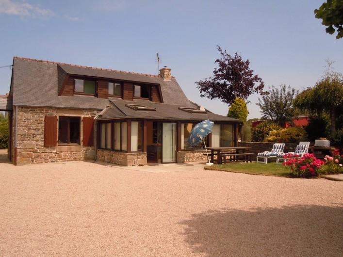 Location de vacances - Gîte à Trédrez-Locquémeau - Maison