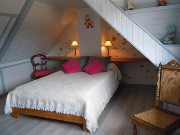 Location de vacances - Gîte à Trédrez-Locquémeau - Chambre Parents
