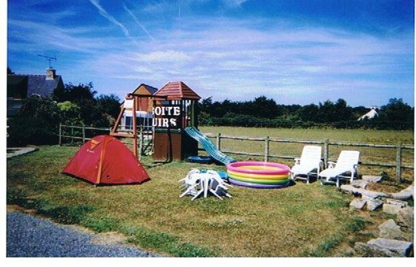 Location de vacances - Gîte à Trédrez-Locquémeau - Aire de jeux