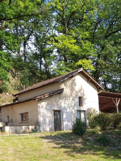 Location de vacances - Gîte à Labastide-de-Penne - extérieur