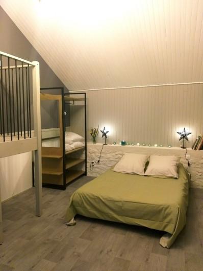 Location de vacances - Gîte à Labastide-de-Penne - chambre 1