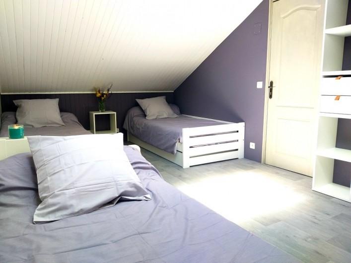 Location de vacances - Gîte à Labastide-de-Penne - chambre 2