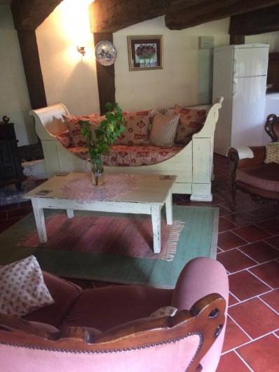 Location de vacances - Chambre d'hôtes à Heurtevent - Séjour Chambre #6