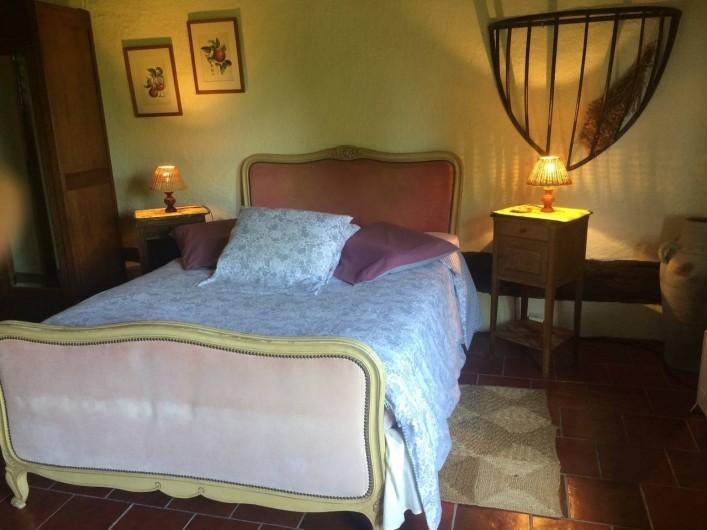 Location de vacances - Chambre d'hôtes à Heurtevent - Chambre #1