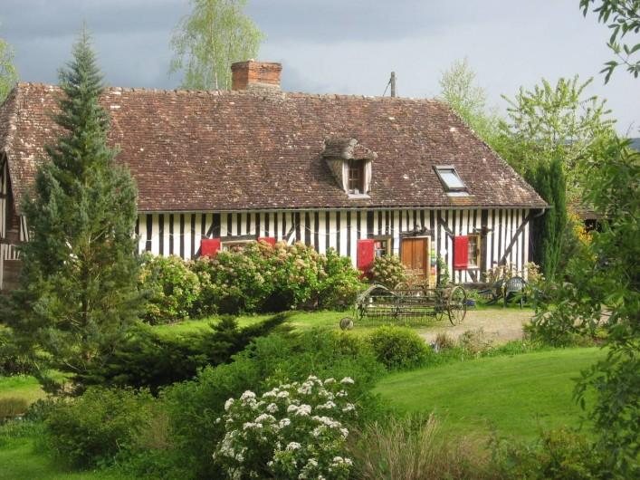 Location de vacances - Chambre d'hôtes à Heurtevent - Maison ( Pet Des )