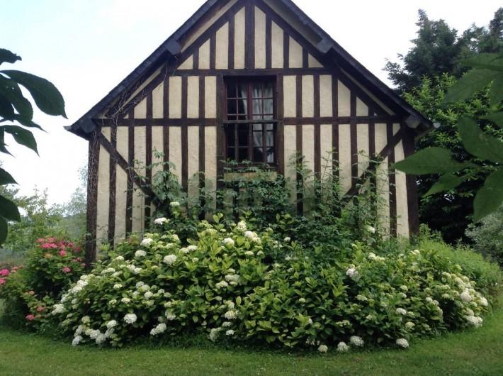 Location de vacances - Chambre d'hôtes à Heurtevent - Gîtes ( Family Chambre 6p )