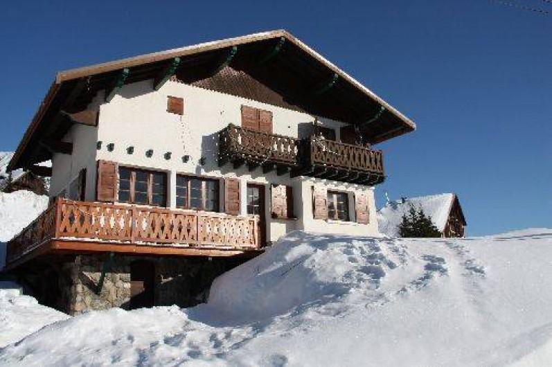 location chalet ski italie