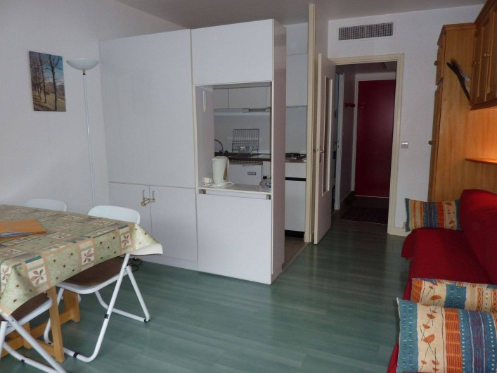 Location de vacances - Studio à Le Lioran - vue globale