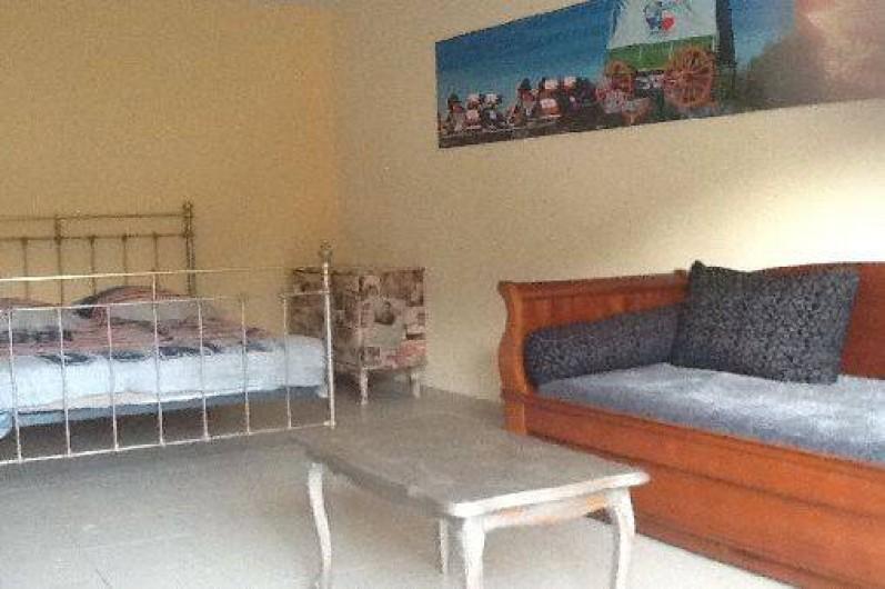 Location de vacances - Chambre d'hôtes à Chavagnes-en-Paillers - chambre texas