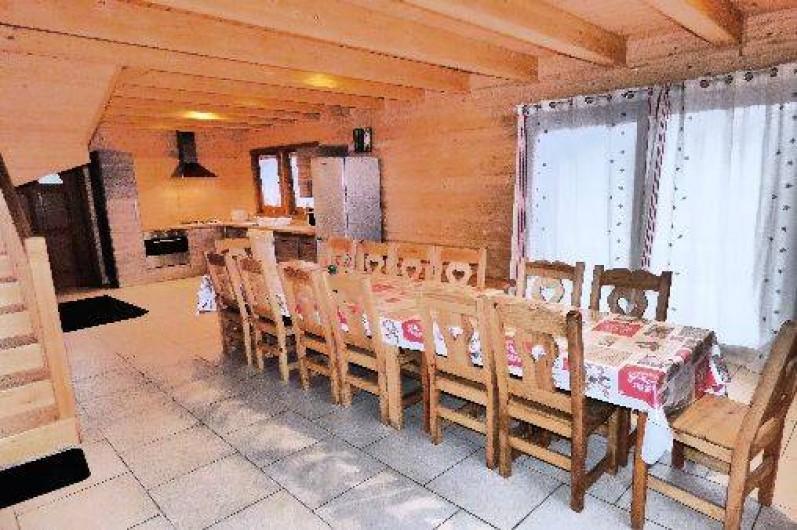 Location de vacances - Chalet à Les Orres - intérieur du bousquatier