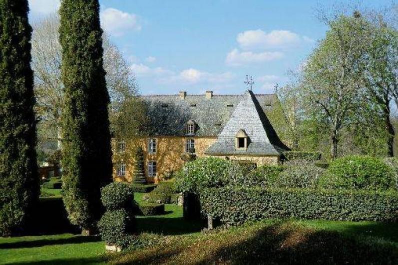 Location de vacances - Gîte à Sarlat-la-Canéda - Les jardins d'Eyrignac