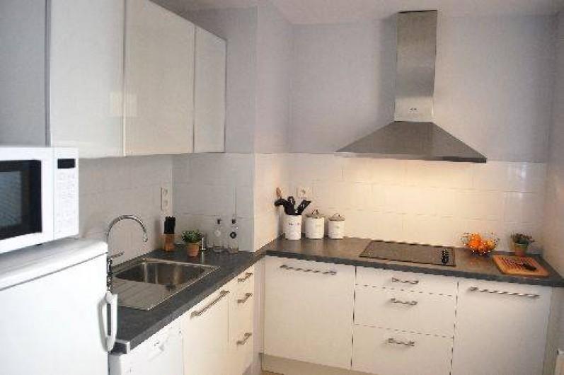 Location de vacances - Gîte à Sarlat-la-Canéda - La cuisine de la location