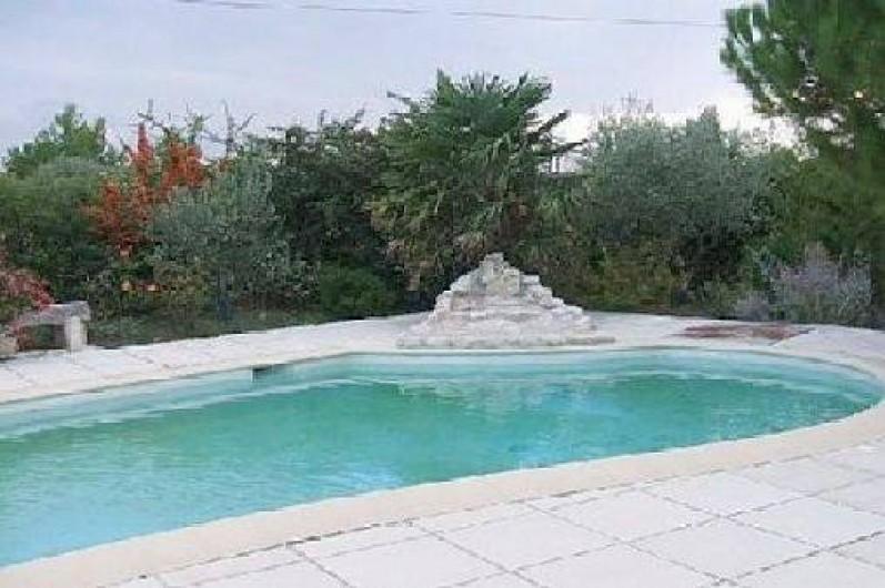 Location de vacances - Studio à Eyragues