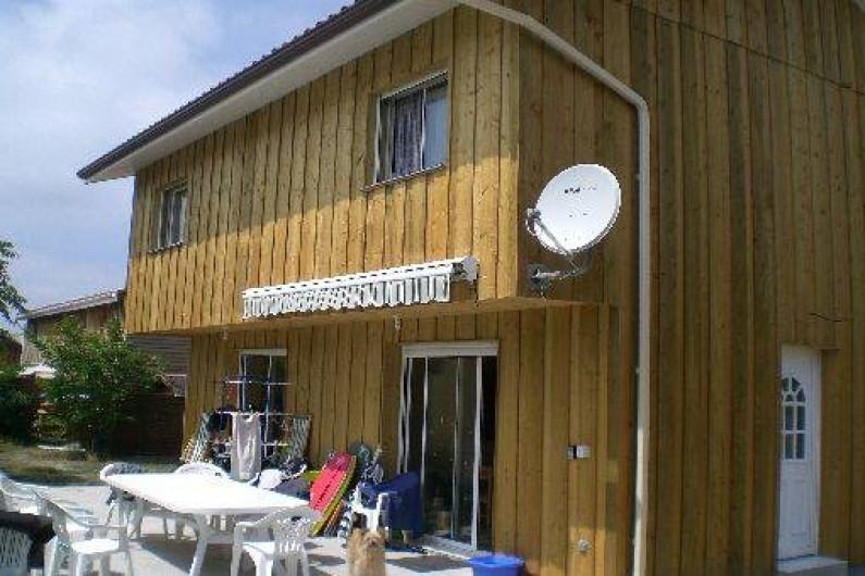 Location de vacances - Villa à Carcans