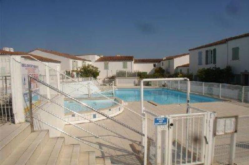 Location de vacances - Appartement à Saint-Martin-de-Ré