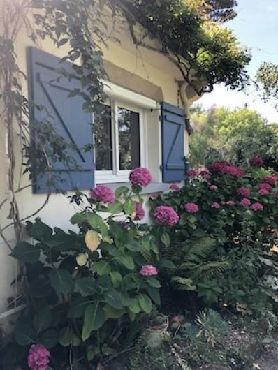 Location de vacances - Maison - Villa à Le Croisic - facade coté rue