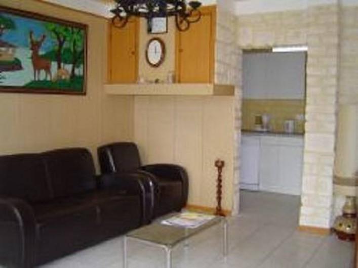 Location de vacances - Gîte à Quillan - Salon