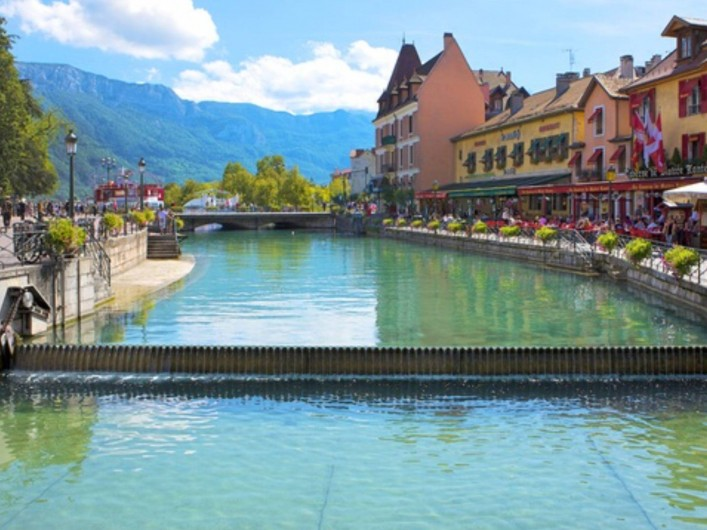Location de vacances - Villa à Annecy - Le lac d'Annecy