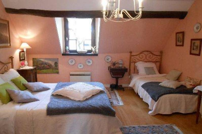 Location de vacances - Chambre d'hôtes à Pontlevoy