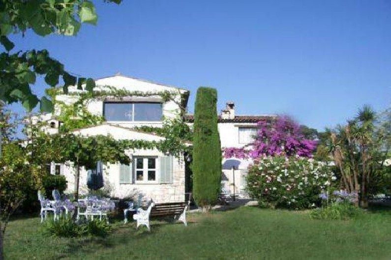 Location de vacances - Mas à Saint-Paul-de-Vence