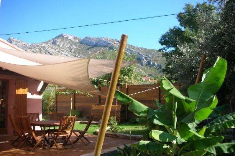 Location de vacances - Gîte à Roquevaire
