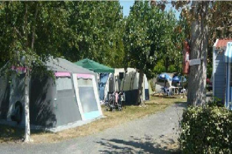 Location de vacances - Camping à Saint-Hilaire-de-Riez