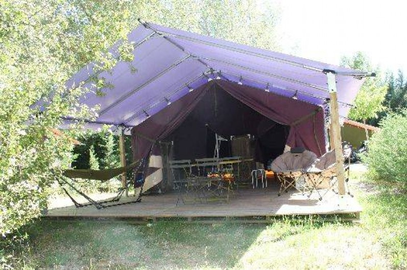 Location de vacances - Camping à Saint-Maime