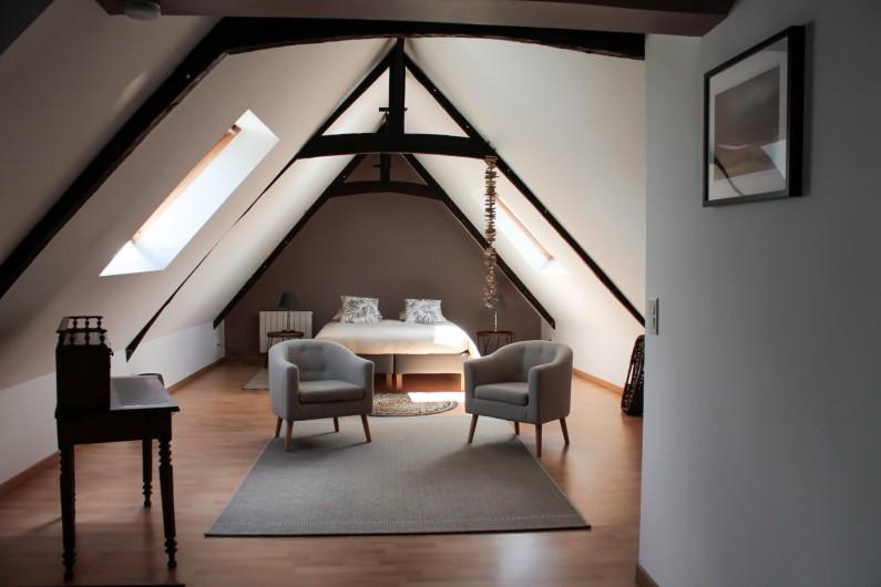 Location de vacances - Gîte à Pontorson - Suite 3 Bocage