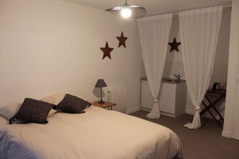 Location de vacances - Gîte à Pontorson - Chambre 1