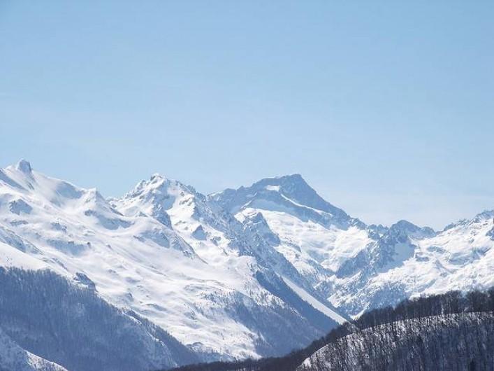 Location de vacances - Gîte à Bun - Le Balaïtous sous la neige