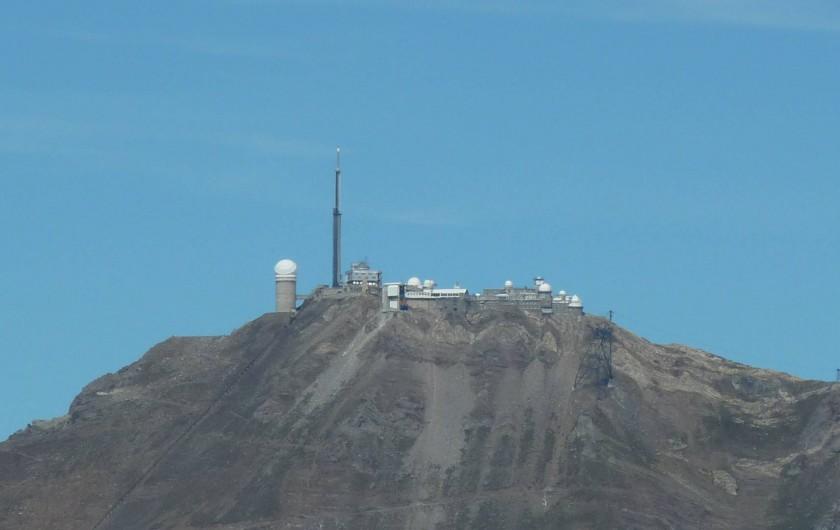 Location de vacances - Gîte à Bun - Pic du Midi de Bigorre et son Observatoire