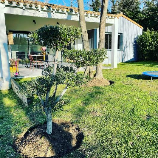 Location de vacances - Villa à La Brée-les-Bains