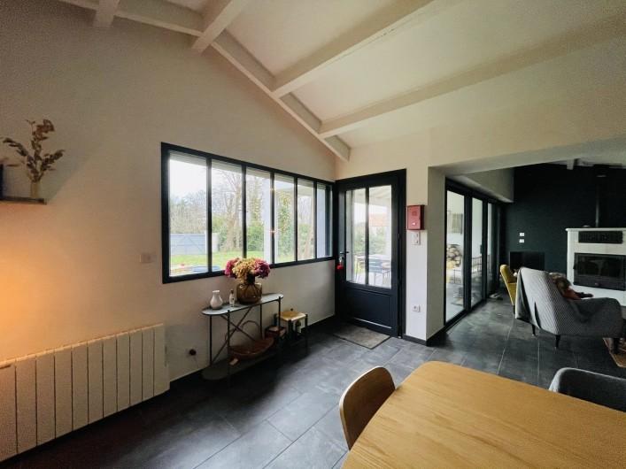 Location de vacances - Villa à La Brée-les-Bains - Entrée