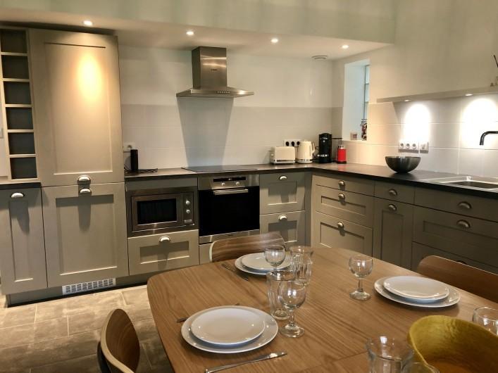 Location de vacances - Villa à La Brée-les-Bains - Cuisine & salle à manger