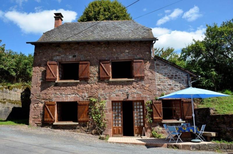 Location de vacances - Gîte à Saint-Cyprien-sur-Dourdou