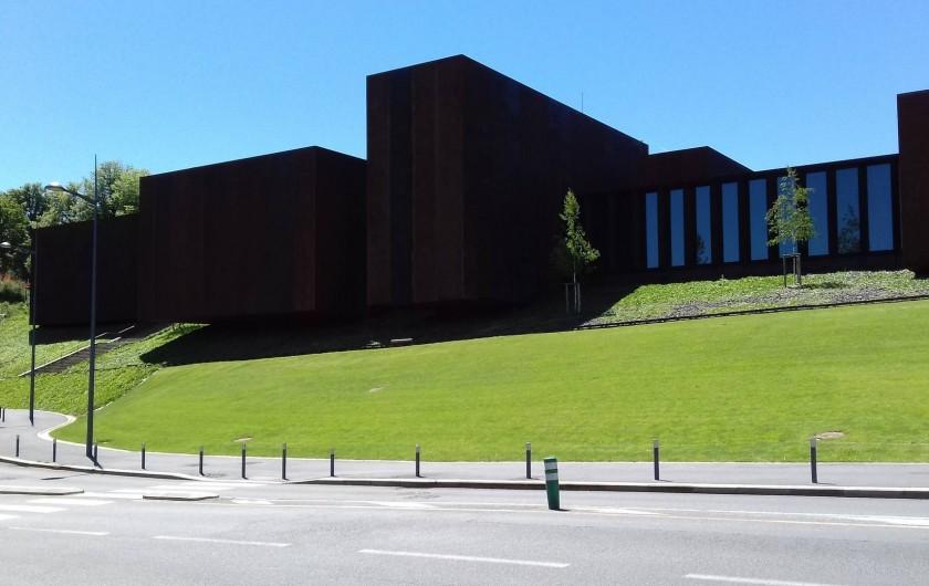 Location de vacances - Gîte à Saint-Cyprien-sur-Dourdou - Musée Soulages à Rodez