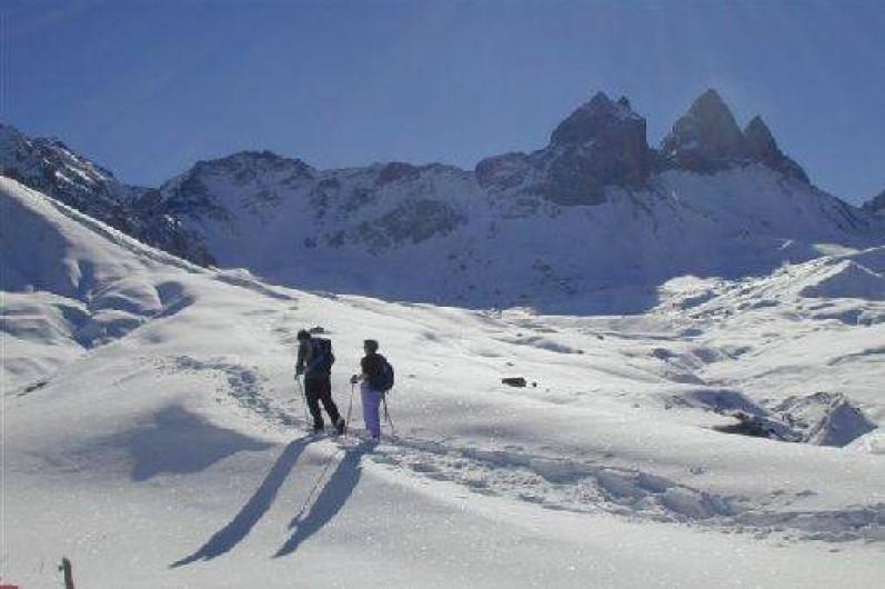Location de vacances - Chalet à Albiez-Montrond