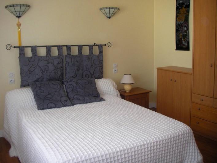 Location de vacances - Appartement à Belz - chambre